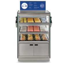 Royston Heated Merchandisers